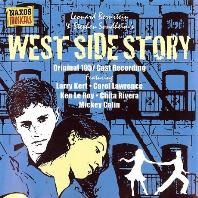WEST SIDE STORY: ORIGINAL CAST RECORDING 1957 [뮤지컬 웨스트 사이드 스토리]
