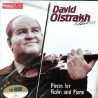 DAVID OISTRAKH EDITION VOL.3 - PIECES FOR VIOLIN AND PIANO