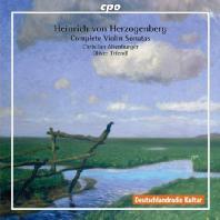 COMPLETE VIOLIN SONATAS/ CHRISTIAN ALTENBURGER, OLIVER TRIENDL