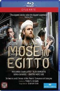 MOSE IN EGITTO/ ROBERTO ABBADO [로시니: 이집트의 모세]