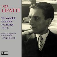 THE COMPLETE COLUMBIA RECORDINGS 1947-1948 [디누 리파티: 콜럼비아 레코딩 전집]