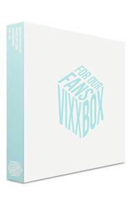 VIXX BOX: FOR OUR FANS [DVD+스케쥴러 152P+포토카드 17장+캔뱃지8개+컬랙션 카드 7장]