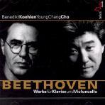 WORKS FOR CELLO AND PIANO/ BENEDIKT KOEHLEN/ 조영창 [베토벤: 첼로와 피아노를 위한 작품 전곡]