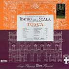 TOSCA - SIDES 3 AND 4/ VICTOR DE SABATA (LP)