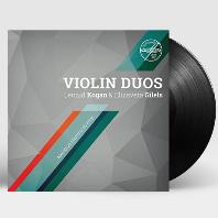 VIOLIN DUOS/ LEONID KOGAN, ELIZAVETA GILELS [레오니드 코간 & 엘리자베타 길렐스: 바이올린 듀오] [LP]