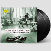 SCHUBERT FOR TWO/ GIL SHAHAM, GORAN SOLLSCHER [슈베르트: 바이올린과 기타를 위한 작품집 - 길 샤함 & 외란 쇨셔] [ANALOGPHONIC 180G LP]