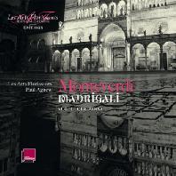 MADRIGALS VOL.1 - CREMONA/ LES ARTS FLORISSANTS, PAUL AGNEW [몬테베르디: 마드리갈 1집 - 크레모나]
