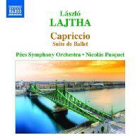 CAPRICCIO OP.39 SUITE DE BALLET/ NICOLAS PASQUET [라즐로 라이타: 카프리치오 <발레 모음곡> - 니콜라스 파스케]