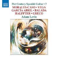 21ST CENTURY SPANISH GUITAR 3 [아담 레빈: 21세기 스페인 기타 음악 3집]