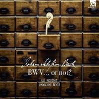 BWV OR NOT?/ GLI INCOGNITI, AMANDINE BEYER [위작의 바흐 - 글리 인코니티, 아망딘 베이어]