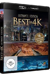 BEST OF 4K VOL.1 [4K UHD] [세계의 자연 경관 영상물 모음 1집]