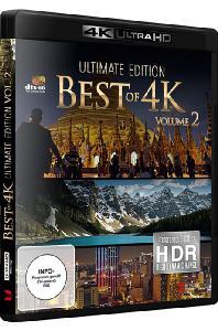 BEST OF 4K VOL.2 [4K UHD] [세계의 자연 경관 영상물 모음 2집]