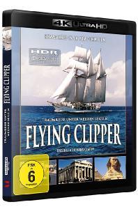FLYING CLIPPER [4K UHD] [플라잉 클리퍼: 스웨덴 요트 모험 다큐] [한글자막]