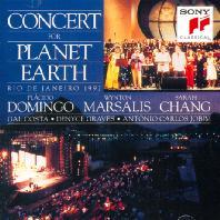 CONCERT FOR PLANET EARTH 1992/ PLACIDO DOMINGO, WYNTON MARSALIS, 장영주 [지구의날 콘서트]
