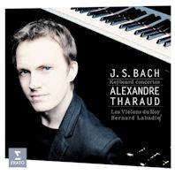 KEYBOARD CONCERTOS/ BERNARD LABADIE, ALEXANDRE THARAUD [바흐: 건반 협주곡 - 알렉상드르 타로]