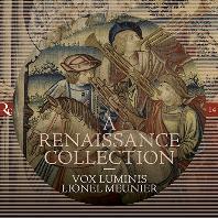 A RENAISSANCE COLLECTION/ LIONEL MEUNIER [복스 루미니스: 르네상스 컬렉션 - 라이오넬 모이니어]