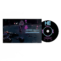 HE (DON`T WANNA BE ALONE) [미니 CD]
