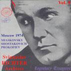 SVIATOSLAV RICHTER ARCHIVES VOL.9