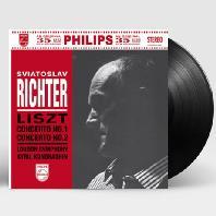 PIANO CONCERTOS/ SVIATOSLAV RICHTER, KIRILL KONDRASHIN [180G LP]