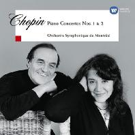 PIANO CONCERTOS NOS.1 & 2/ MARTHA ARGERICH, CHARLES DUTOIT [쇼팽: 피아노 협주곡 1, 2번 - 아르헤리치 & 뒤투아]
