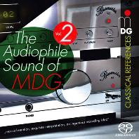 THE AUDIOPHILE SOUND OF MDG VOL.2 [SACD HYBRID]