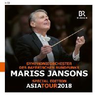 ASIA TOUR 2018/ MARISS JANSONS [바이에른 방송교향악단: 아시아 투어] [내한 공연기념 스페셜 에디션]
