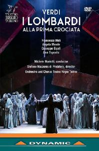 I LOMBARDI ALLA PRIMA CROCIATA/ MICHELE MARIOTTI [베르디: 롬바르디의 첫 십자군] [한글자막]