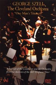 ONE MAN`S TRIUMPH: GEORGE SZELL & THE CLEVELAND ORCHESTRA [조지 셀: 다큐멘터리]