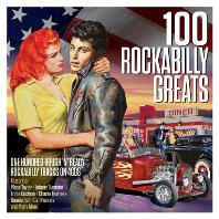 100 ROCKABILLY GREATS