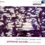 PRIMEVAL SOUNDS/ ENRICO BELLI [드뷔시 & 크럼: 원시음]
