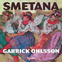 CZECH DANCES & ON THE SEAHORE/ GARRICK OHLSSON [스메타나: 체코 무곡집, 해변에서]