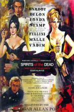 죽음의 영혼 3부작: 에드거 앨런 포우 [SPIRITS OF THE DEAD] [12년 8월 미디어포럼 할인행사]