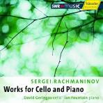 WORKS FOR CELLO AND PIANO/ DAVID GERINGAS, IAN FOUNTAIN