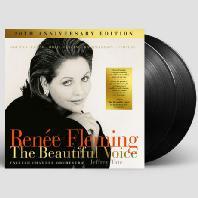THE BEAUTIFUL VOICE/ JEFFREY TATE [르네 플레밍: 아름다운 목소리] [20주년 기념 한정반] [LP]