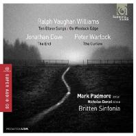 TEN BLAKE SONGS ETC/ MARK PADMORE, NICHOLAS DANIEL [SACD HYBRID]