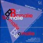 CLARINET TRIOS/ TIRO BORNALIE