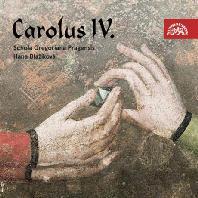 CAROLUS 4/ HANA BLAZIKOVA, DAVID EBEN [스콜라 그레고리아나 프라겐시스: 카를 4세와 프라하]