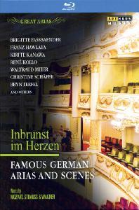 GREAT ARIAS: INBRUNST IM HERZEN - MOZART, STRAUSS & WAGNER [유명 독일 아리아와 장면들: 온 마음으로 참회를]