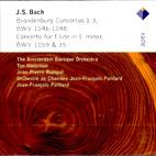 BRANDENBURG CONCERTO NO.1-3 ETC/ JEAN-PIERRE RAMPAL