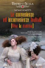 LE CONVENIENZE ED INCONVENIENZE TEATRALI: VIVA LA MAMMA/ MARCO GUIDARINI [도니제티: 극장 이야기]