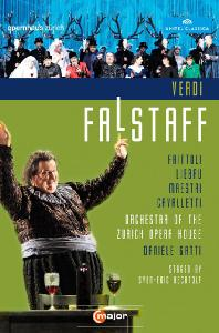 FALSTAFF/ DANIELE GATTI [베르디: 팔스타프]