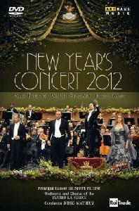 NEW YEAR`S CONCERT 2012/ MAKHAR VAZIEW [베네치아 라 페니체 극장 2012년 신년음악회]