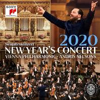 NEW YEAR`S CONCERT 2020/ ANDRIS NELSONS [2020 빈 필하모닉 신년음악회 - 안드리스 넬손스]