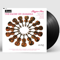 THE GLORY OF CREMONA/ LEON POMMERS [크레모나의 영광: 유명 바이올린 선집 - 루지에로 리치] [ANALOGPHONIC 180G LP]