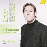 CHARACTER PIECES 2/ FLORIAN UHLIG [슈만 피아노 작품 13집: 나비, 네 개의 행진곡 외 - 플로리안 우흘리크]