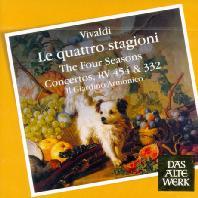 THE FOUR SEASONS/ IL GIARDINO ARMONICO