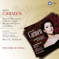 CARMAN/ MICHEL PLASSON [THE HOME OF OPERA] [비제: 카르멘]