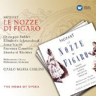 LE NOZZE DI FIGARO/ CARLO MARIA GIULINI [모차르트: 피가로의 결혼] [THE HOME OF OPERA]