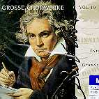 LARGE CHORAL WORKS (COMPLETE BEETHOVEN EDITION VOL.19)