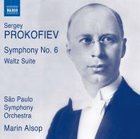 SYMPHONY NO.6 & WALTZ SUITE/ MARIN ALSOP [프로코피에프: 교향곡 6번 & 왈츠 모음곡]